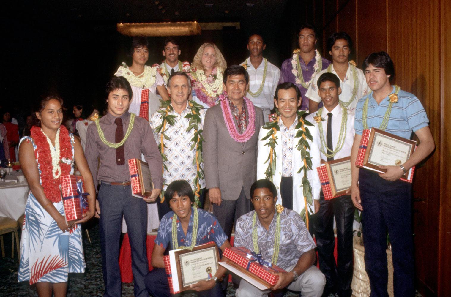 Hhsaa Hall Of Honor Hawaii High School Athletic