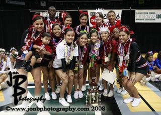 Radford High School Cheerleading