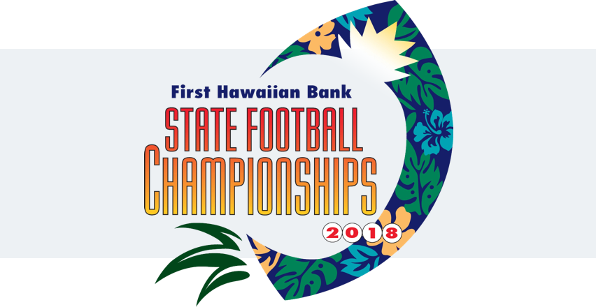 Football - 2018 State Football Championships - Hawaii High