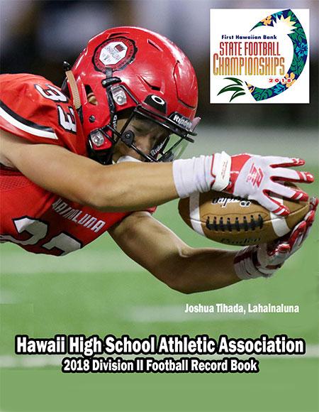 Football 2018 State Football Championships Hawaii High School