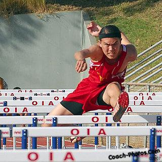 honolulu marathon track meet pictures