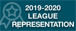 2019-2020 League Representation